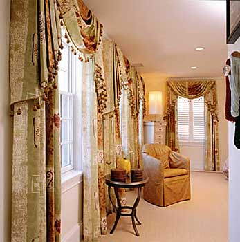 Interior Design Window Treatment